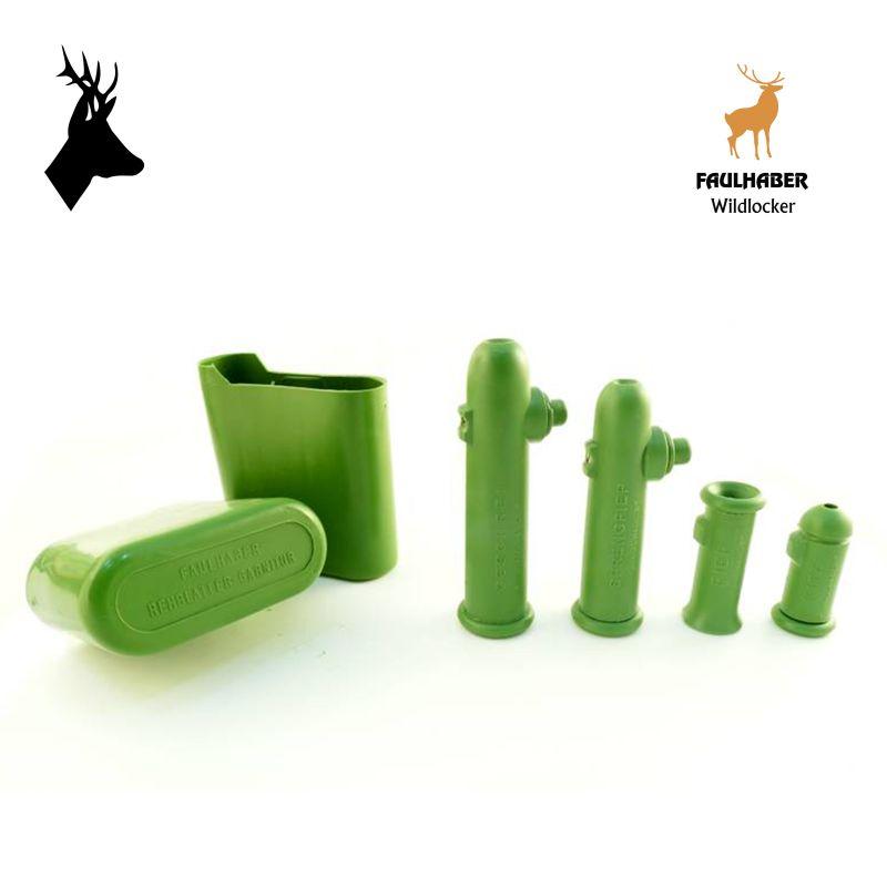 Faulhaber Complete Deer Roe Calling L In A Set Of 4 Nostalgic Edition